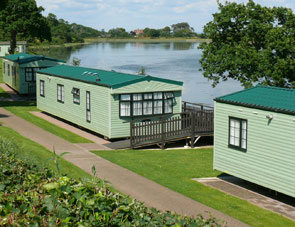 Old Mill Holiday Park Caravans